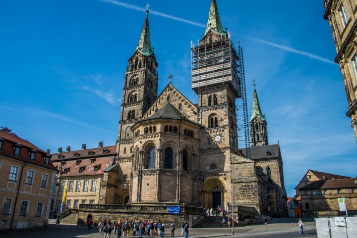 photo credit: 2015 - Bamberg Bavaria - Cathedral - 1 of 2 via photopin (license)