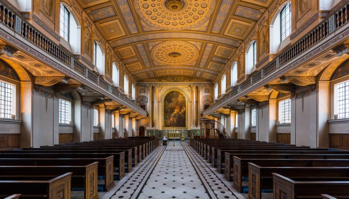 photo credit: Old Royal Naval College Chapel, Greenwich via photopin (license)