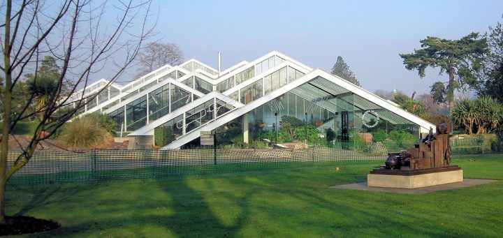 photo credit: Princess of Wales Conservatory, Kew Gardens, London. via photopin (license)