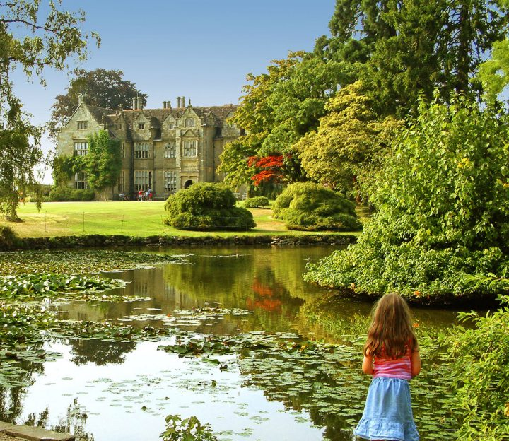 photo credit: Wakehurst Place garden in Sussex via photopin (license)
