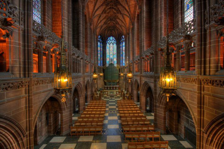 【世界遺産】リヴァプール大聖堂|海商都市リヴァプール