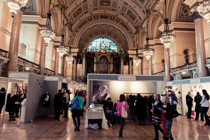 photo credit: Design Show at St. George's Hall: © Design Initiative Photo credit: Brian Roberts via photopin (license)