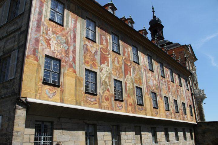 【世界遺産】バンベルクの旧市庁舎|バンベルク市街