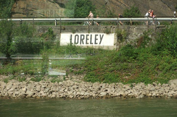 【世界遺産】ローレライ|ライン渓谷中流上部