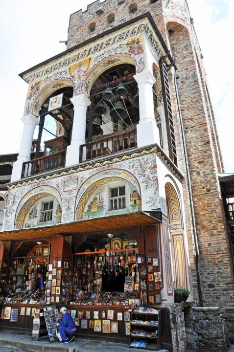【世界遺産】フレリョの塔|リラ修道院