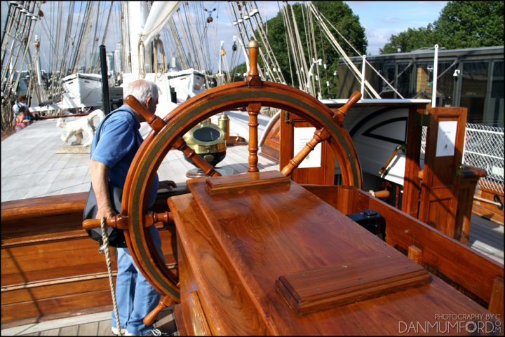 photo credit: Cutty Sark Wheel via photopin (license)