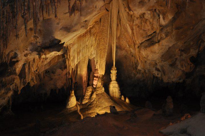 【世界遺産】キングス・パレス|カールズバッド洞窟群国立公園