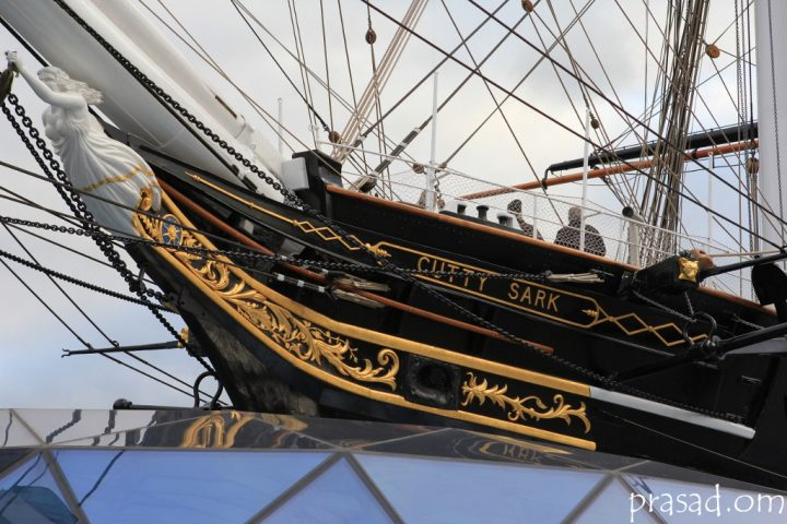 photo credit: Cutty Sark - Greenwich via photopin (license)