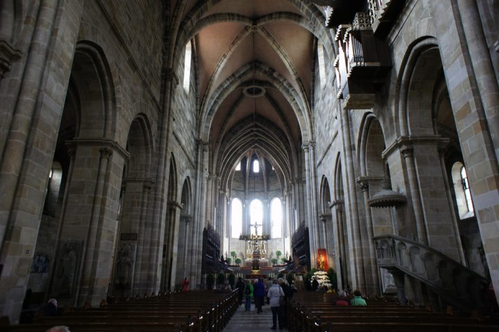 photo credit: Bamberg cathedral interior via photopin (license)