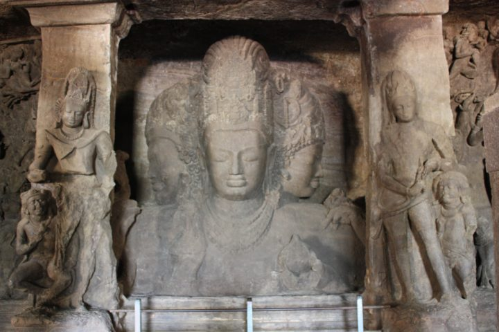 photo credit: Elephanta, Trimurti via photopin (license)