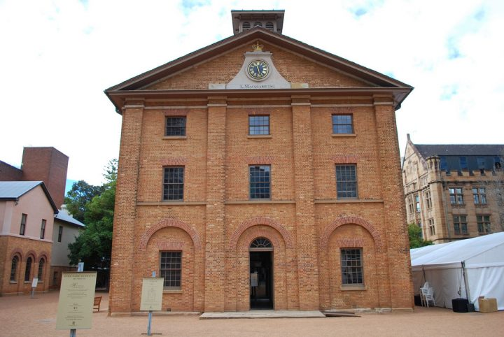 photo credit: The Hyde Park Barracks, Sydney via photopin (license)