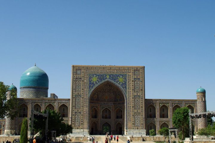 photo credit: Samarqand via photopin (license)