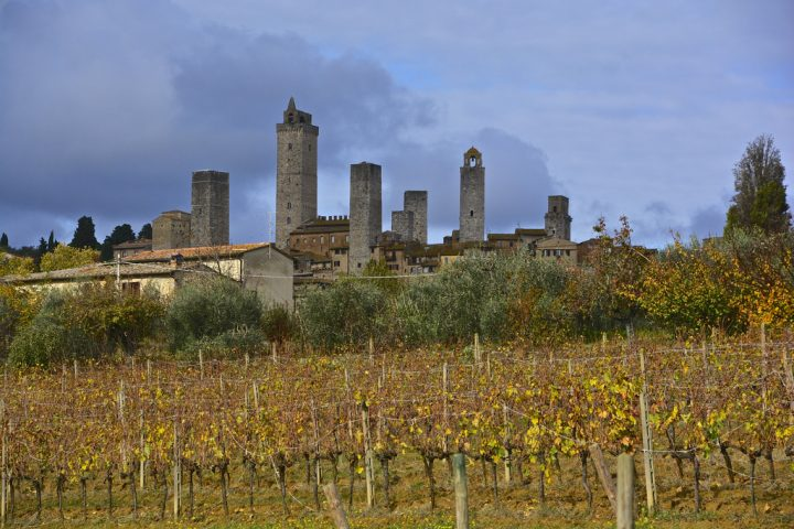 photo credit: Autumn in San Gimignano via photopin (license)