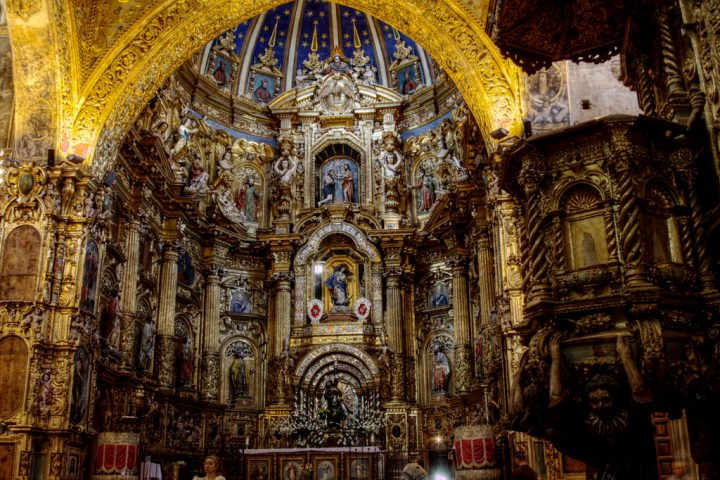 photo credit: Iglesia y Monasterio de San Francisco via photopin (license)