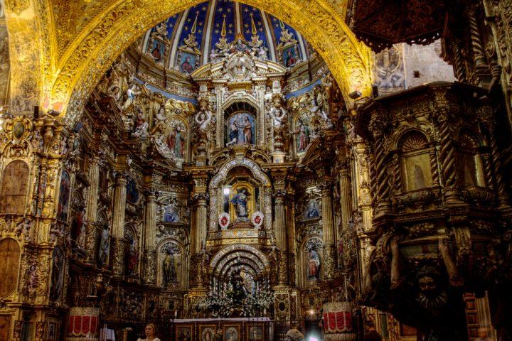 photo credit: Iglesia y Monasterio de San Francisco via photopin (license)