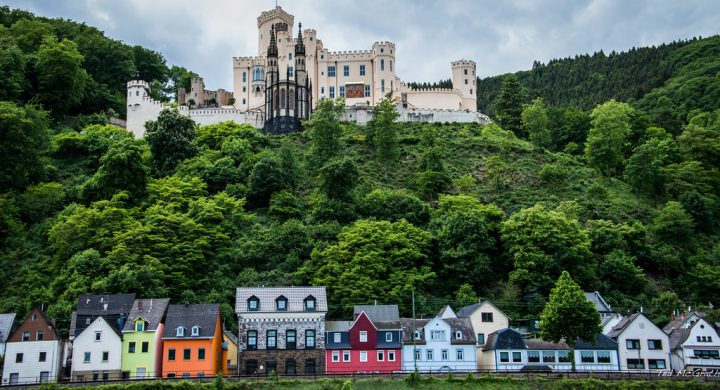 photo credit: 2015 - Middle Rhine Valley - Stolzenfels Castle - 9 of 9 via photopin (license)