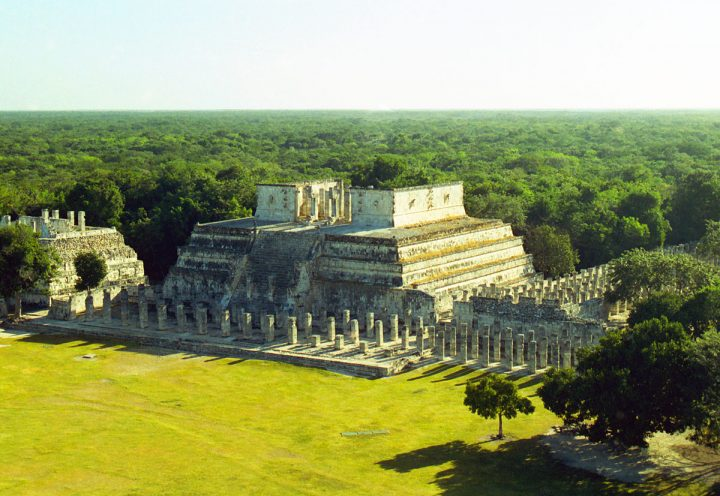 photo credit: Temple of the Warriors, Chichen Itza via photopin (license)
