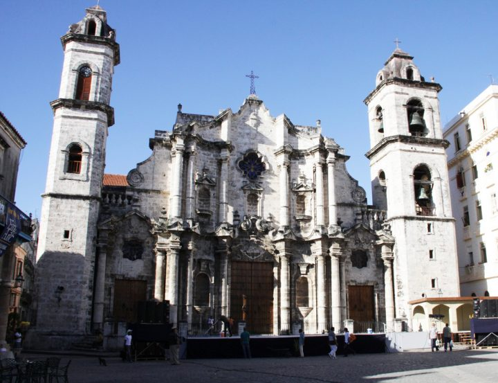 photo credit: Catedral de la Virgen María de la Concepción Inmaculada de La Habana, Old Havana, Cuba, 2012 via photopin (license)