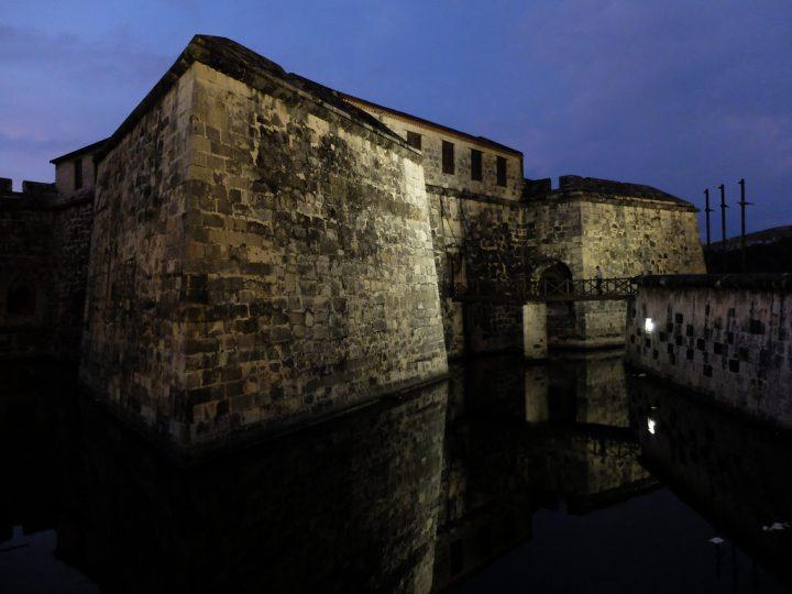 【世界遺産】フエルサ要塞|オールド・ハバナ(ハバナ旧市街)とその要塞群