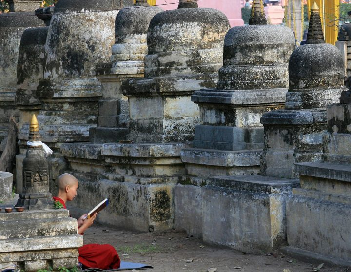photo credit: Reading near the Stupa via photopin (license)