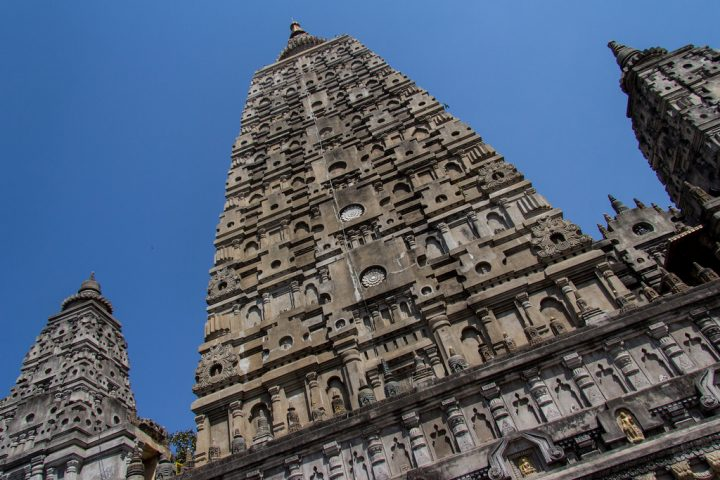 photo credit: Mahabodhi Temple Detail III via photopin (license)