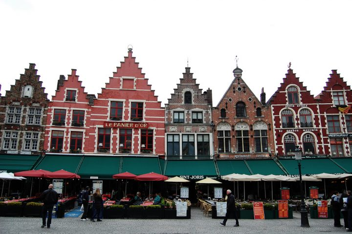 photo credit: Guild Houses at the Market Place via photopin (license)