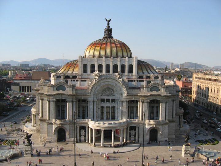 photo credit: Palacio De Bellas Artes. Ciudad de México via photopin (license)
