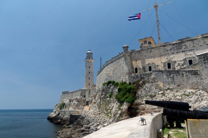 photo credit: Castillo de los Tres Reyes del Morro, Cuba via photopin (license)