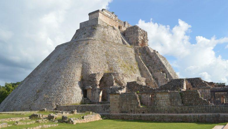 古代都市ウシュマル|メキシコの...