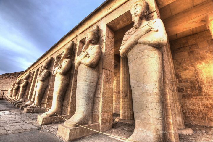 photo credit: Osirid Statues - Middle Colonnade - Hatshepsut's Temple via photopin (license)