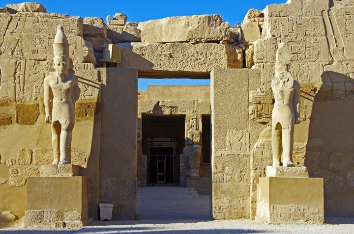 【世界遺産】カルナック神殿|古代都市テーベとその墓地遺跡