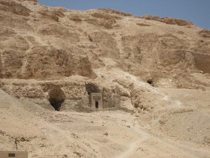 【世界遺産】王家の谷|古代都市テーベとその墓地遺跡