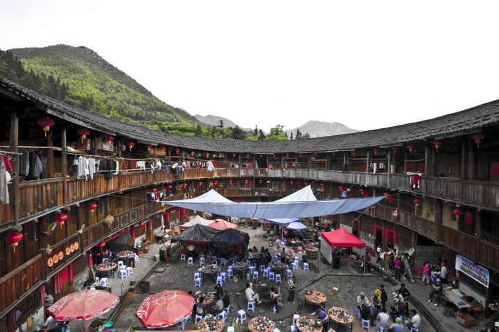 photo credit: Tulou and the life surrounding it via photopin (license)