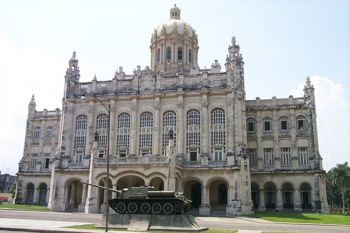photo credit: The Museum Of The Revolution, Havana, Cuba via photopin (license)