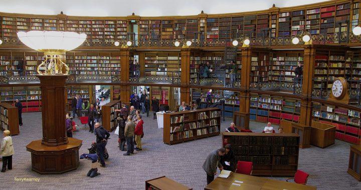 【世界遺産】リヴァプール中央図書館|海商都市リヴァプール