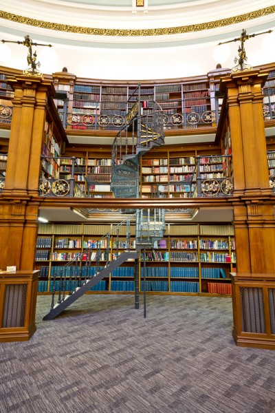 photo credit: Liverpool Central Library Picton Reading Room Staircase via photopin (license)