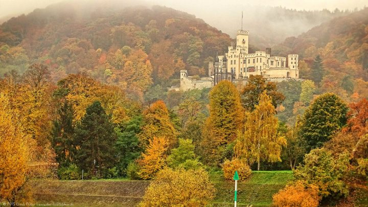photo credit: Autumn impressions (17): Stolzenfels Castle in Koblenz (Germany)/Herbstimpressionen (17): Schloss Stolzenfels in Koblenz via photopin (license)