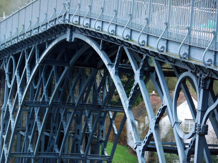 photo credit: The Iron Bridge via photopin (license)