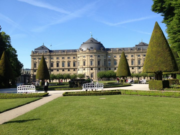 photo credit: Würzburg Residence gardens via photopin (license)