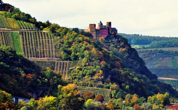 photo credit: UNESCO Welterbe Mittelrheintal; - Schönburg Oberwesel via photopin (license)
