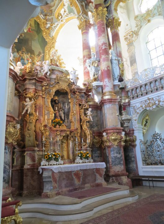 photo credit: Church of the Scourged Saviour aka Wies Pilgrimage Church (Wieskirche) - Steingaden, Germany via photopin (license)
