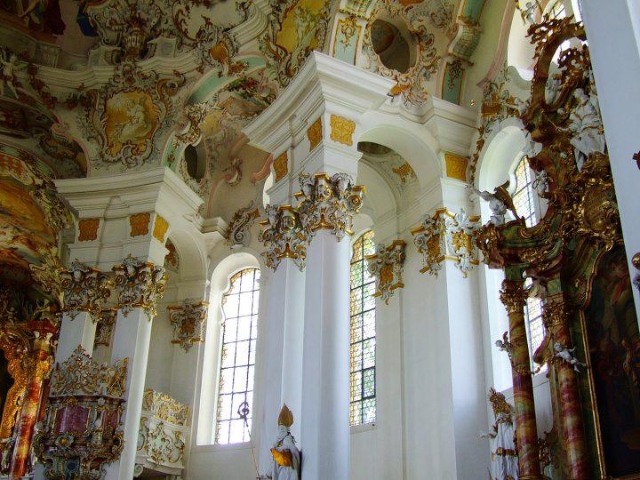 ヴィースの巡礼教会(鞭打たれるキリストの巡礼聖堂)