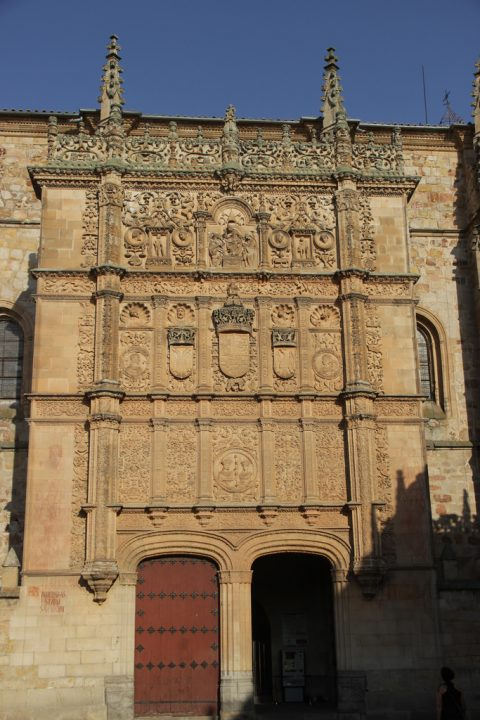 photo credit: University of Salamanca: Escuelas Mayores via photopin (license)