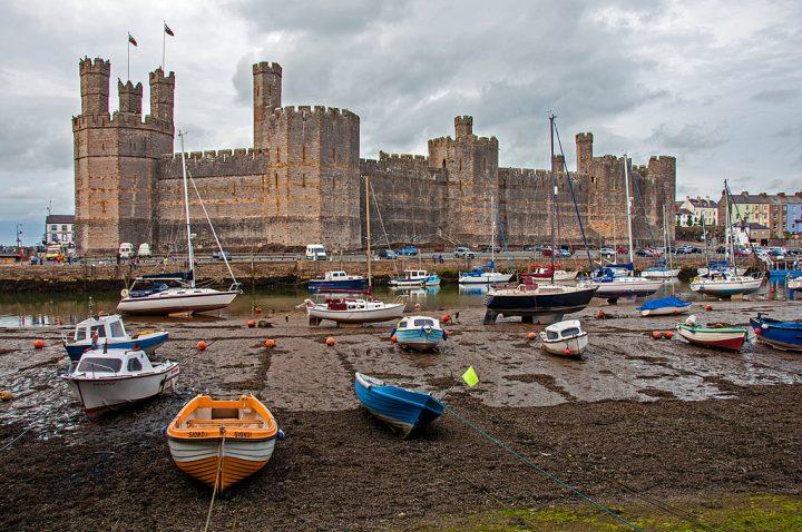 グウィネズのエドワード1世の城郭と市壁の画像 p1_18