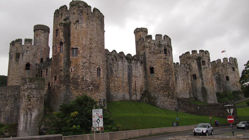 グウィネズのエドワード1世の城郭と市壁の画像 p1_21