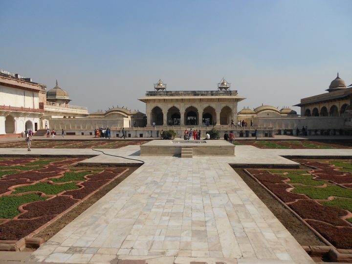 photo credit: Agra Fort via photopin (license)