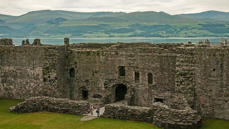 グウィネズのエドワード1世の城郭と市壁の画像 p1_3