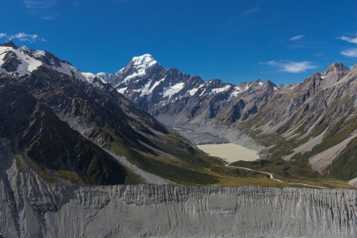 photo credit: Aoraki/Mount Cook and Hooker Valley via photopin (license)