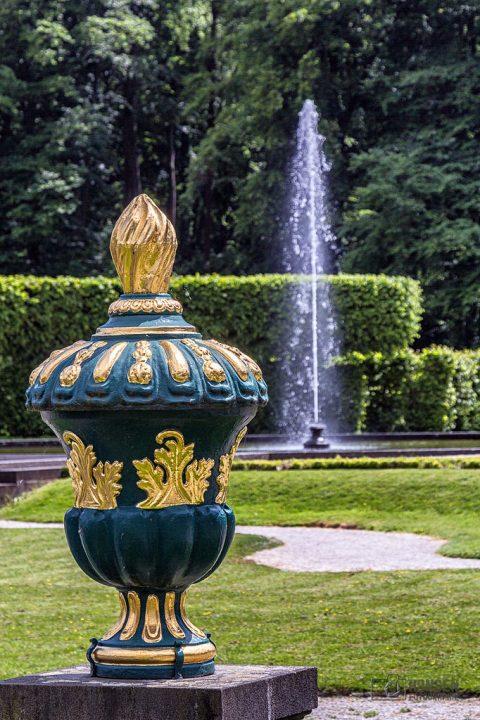 【世界遺産】シュロス庭園|ブリュールのアウグストゥスブルク城と別邸ファルケンルスト