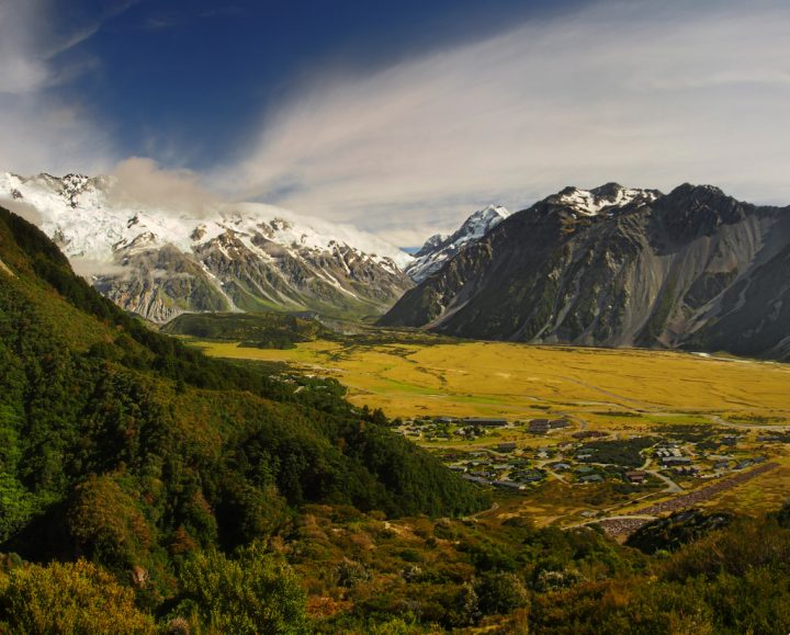 photo credit: Mount Cook Village via photopin (license)